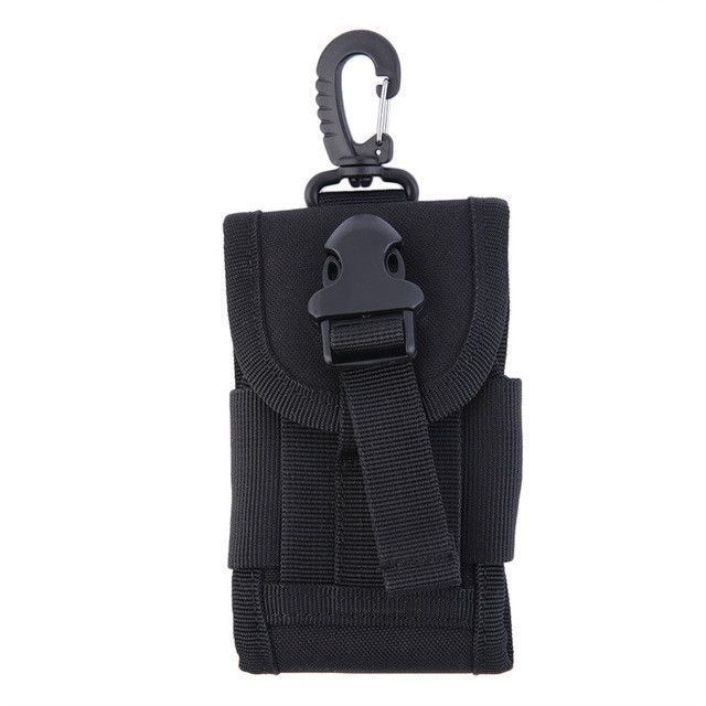 4.5 inch Universal Army Tactical Bag for Mobile Phone Hook Cover Pouch Case Hot Sale