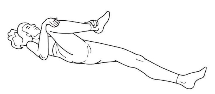 sciatica pain stretch