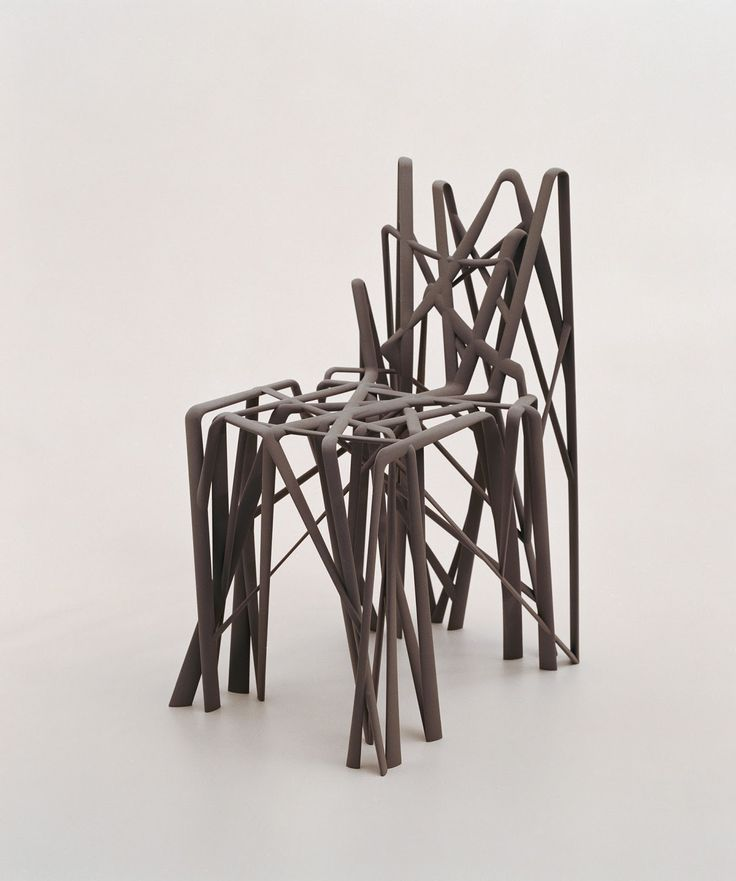 Solid chair Patrick jouin