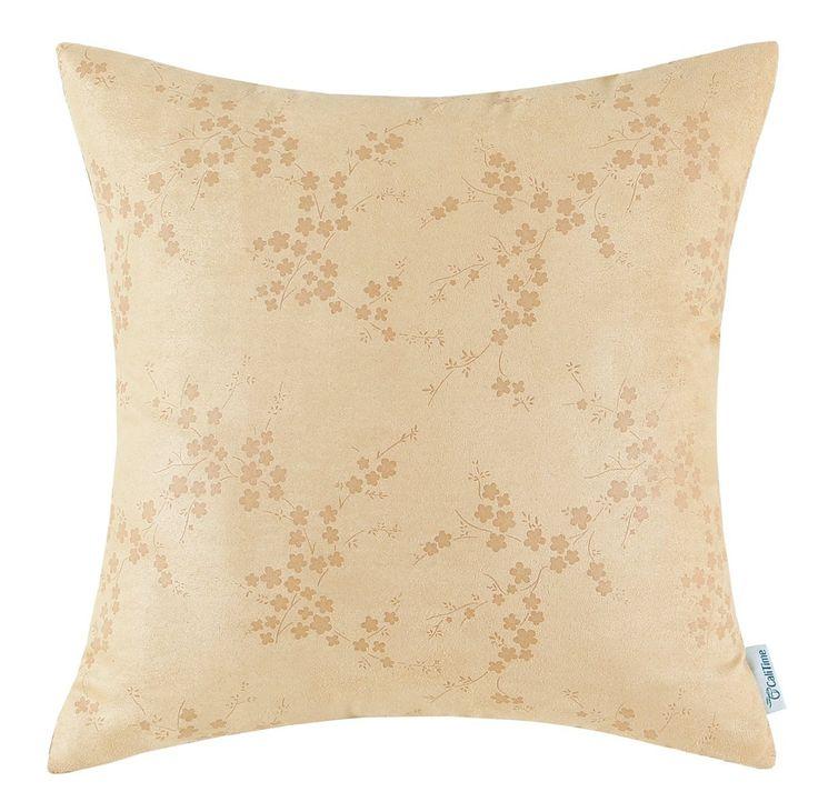 Песок коричневые вишни декоративные подушки для использования в помещении или на открытом воздухе