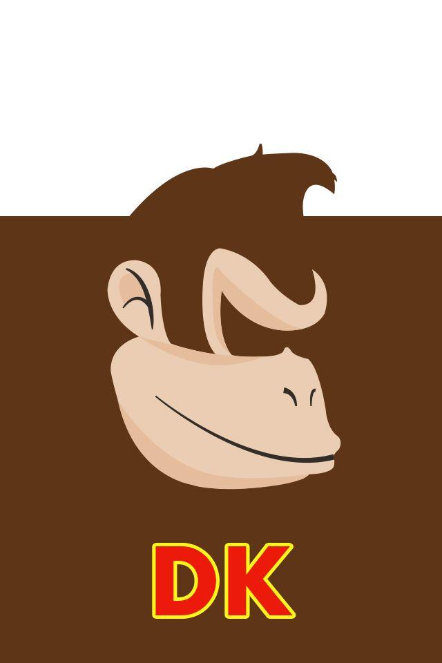 Resultado de imagen para donkey kong vector