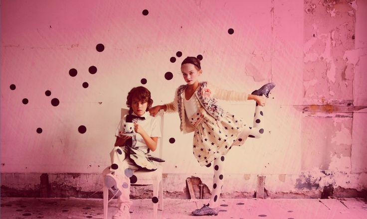 Styling by Katelyn Mooney #polkadots #kids: Katelynmooney, Imaginary Toddlers, Polka Dots, Style, Katelyn Mooney, Kids Fashion, Plays Date, Anna Palma, Kids Fun