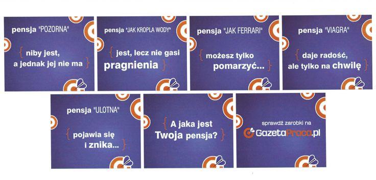 Kampania serwisu rekrutacynego Gazetapraca.pl