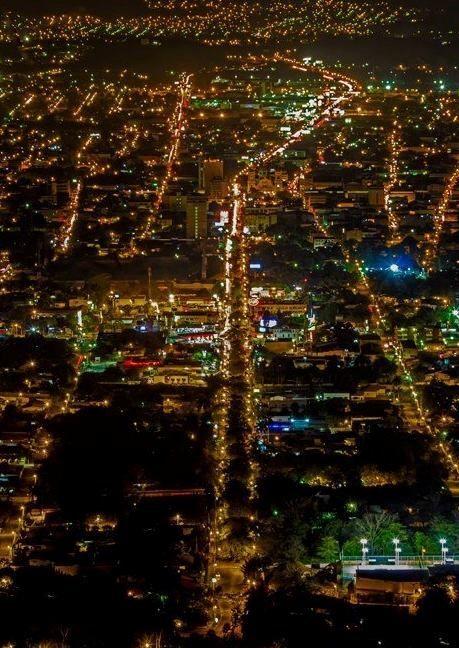 This is San Pedro Sula, Honduras: Capital Industrial