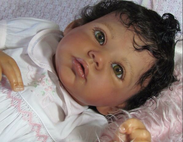 Mixed Race Reborn Unique Dolls Pinterest Mixed Race