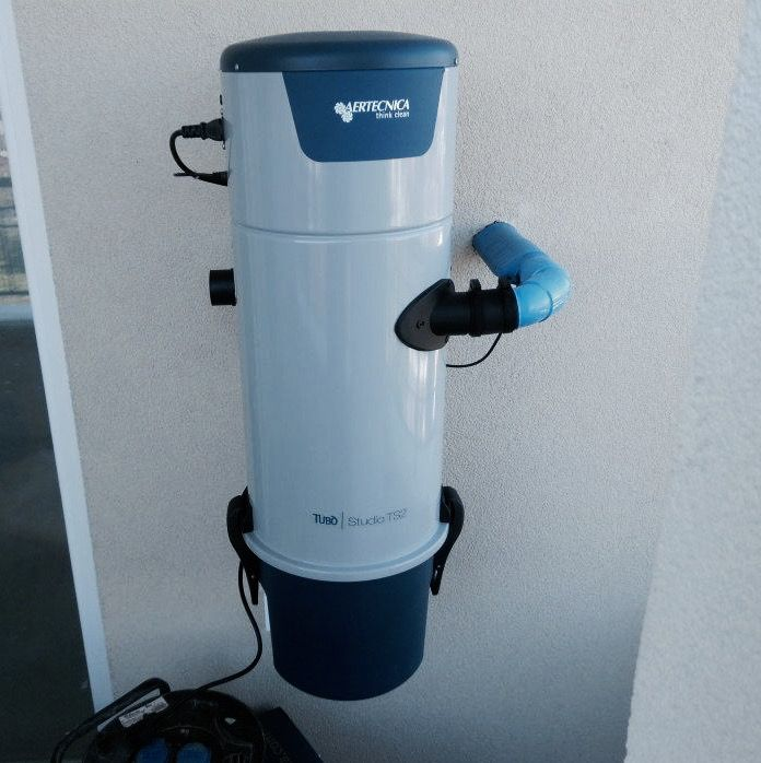 11 best TUBO CENTRAL VAC... images on Pinterest | Vacuum cleaners ...