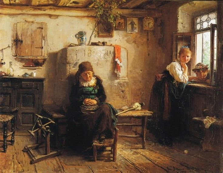 Ερωτοτροπία (1879)
