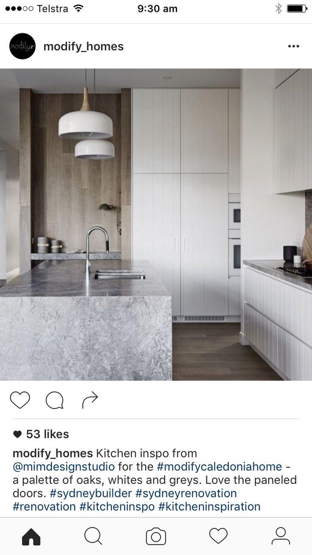 36 best Interiors   Kitchens images on Pinterest   Kitchen designs ...