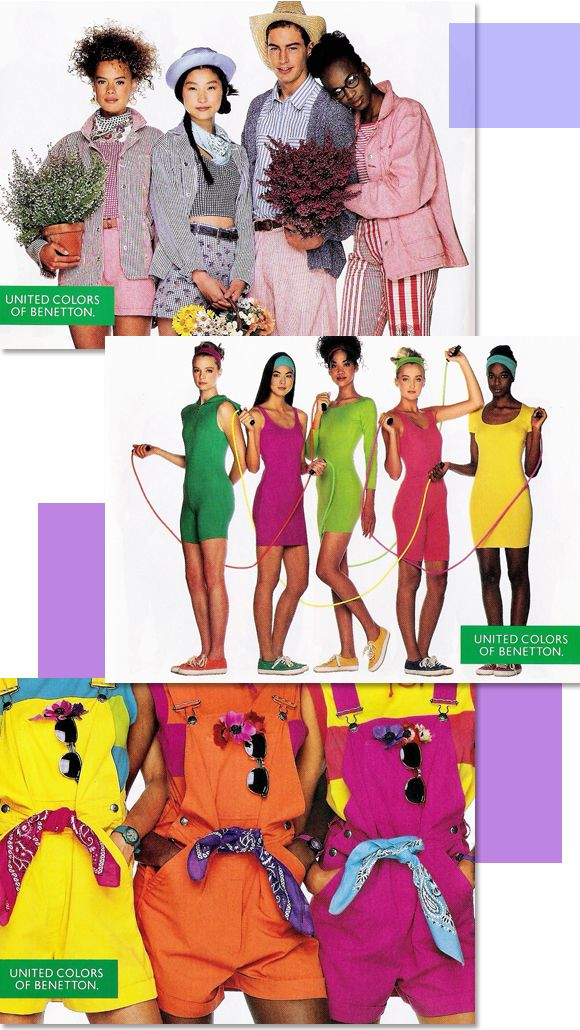 17 best images about united colours of benetton on for Benetton we are colors