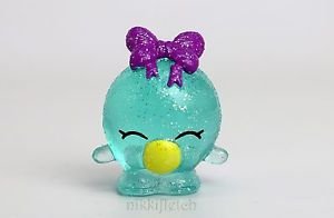 Shopkins Food Fair FF 060 Teal Bubbles Ultra RARE Glitter Shopkin | eBay