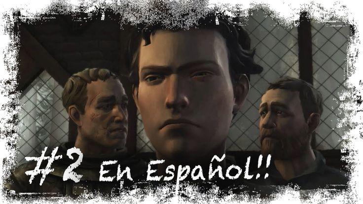 Game of Thrones de TellTale Subtitulado Español | Juego de Tronos traduc...