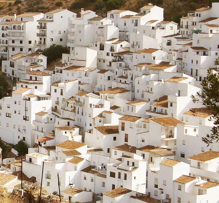 pueblo blanco - casares, spain by rocío garro