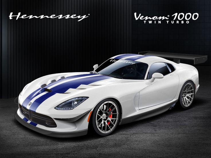 2013 Venom® 1000 Twin Turbo