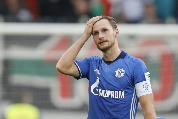 Benedikt Höwedes - FC Augsburg 1-1 FC Schalke 04