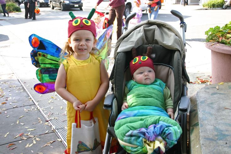 CHILD: The Very Hungry Caterpillar and Butterfly costumes - OCCASIONS AND HOLIDAYS