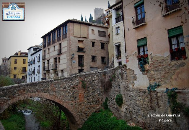 La ciudad de la Alhambra: Puente de Cabrera