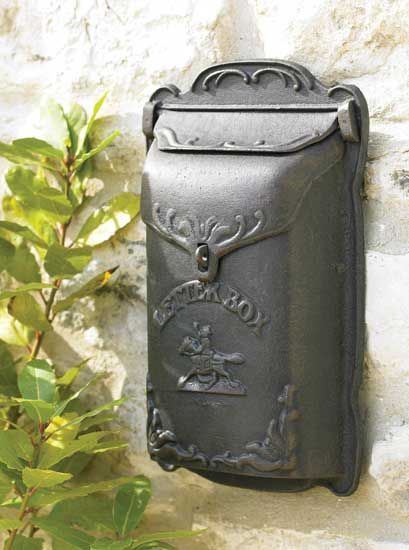 Traditional Letter Box