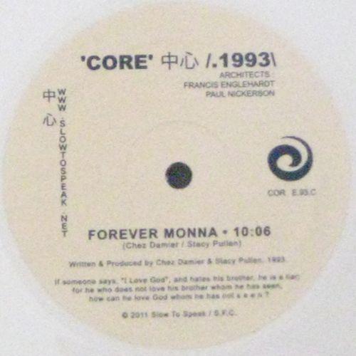 Chez Damier & Stacey Pullen - Forever Monna