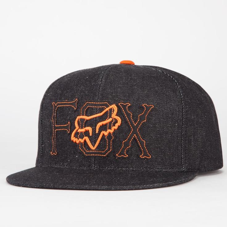 FOX Young Buck Mens Snapback Hat 216242100 | Snapbacks | Tillys.com