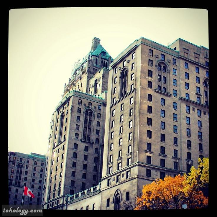 The Fairmont Royal York (Toronto, Canada)
