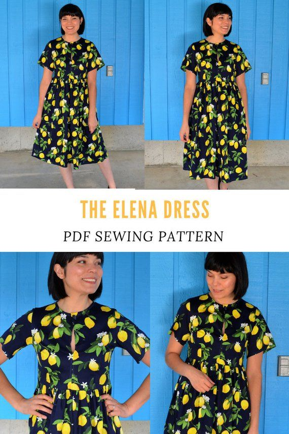 photograph about Free Printable Plus Size Sewing Patterns named The Elena Gown PDF sewing behavior, printable gown habit