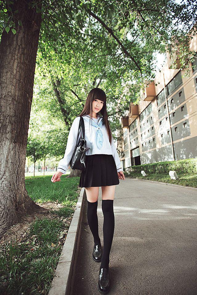In Praise of Japanese Schoolgirls