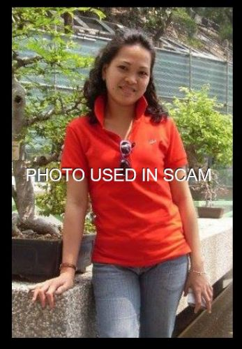 Ms. May Claire Luyun taken in Hong Kong, she is a Dating Scammer only after your money and immigration status in Canada