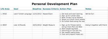 Image result for goals template pdf