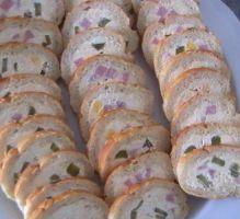 Recette - Baguette farcie - Proposée par 750 grammes