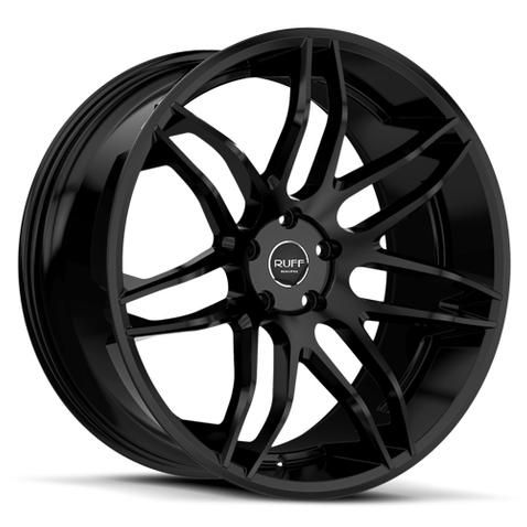 RUFF RACING  rims 20 inch