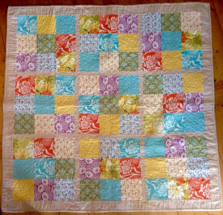My Grimm quilt. Saw this in the tv show Grimm and hunted down the kit and made it. Love the show, love the quilt!