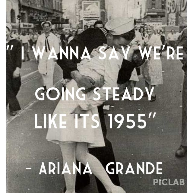 The lyrics are 1954 but that's ok :)
