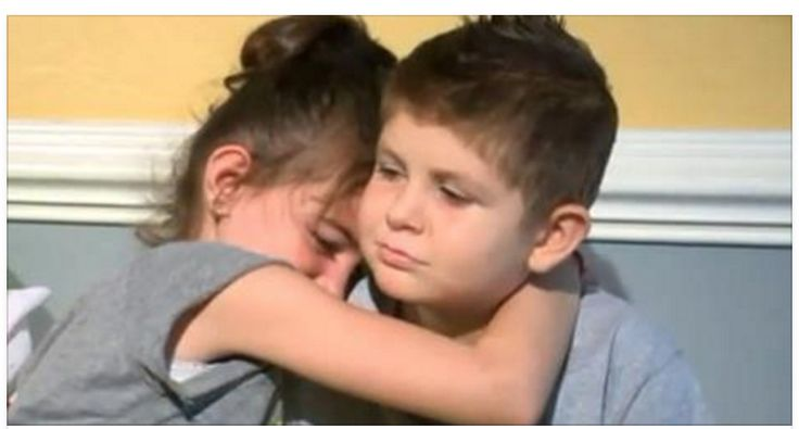 Dying 8-Year-Old Boy Finds His True Love: 'She's Definitely Had an Impact on His Spirit,' Says Mom - Hot Moms Club