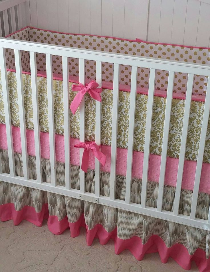 14 best Gold crib bedding ideas images on Pinterest | Bed ...