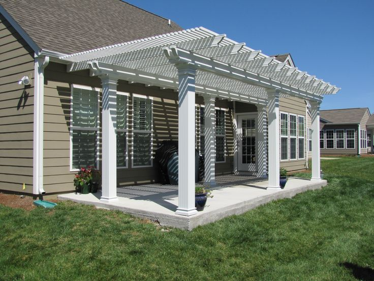Best 25 aluminum pergola ideas on pinterest for Pergola aluminium design