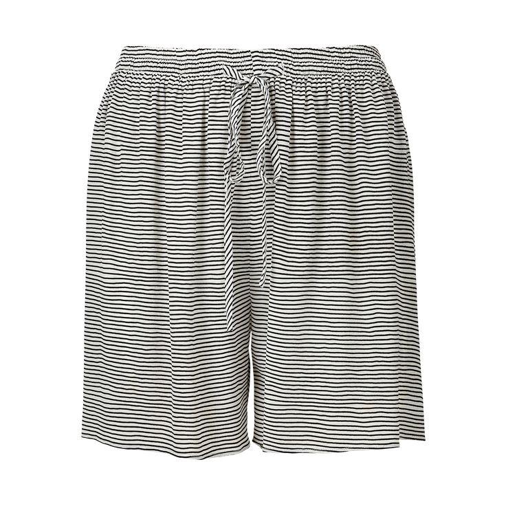 Ray shorts - stripe print