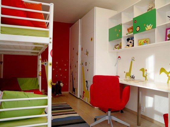 Více než 25 nejlepších nápadů na Pinterestu na téma Dětské pokoje  Dětský pokoj, Nápady do ...