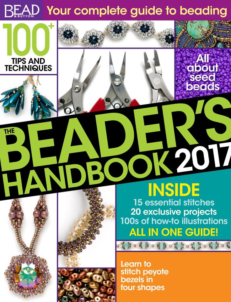 Bead&button the beaders handbook 2017 2016 by Tanaba - issuu