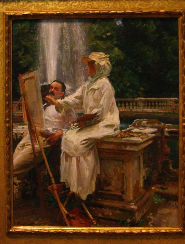 John Singer Sargent at the Art Institute of Chicago