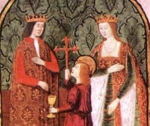 Boda de los reyes cat 243 licos mediante la boda de isabel de castilla y