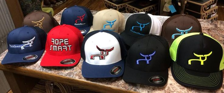 RopeSmart Hats Call us today for yours 620.796.2355!