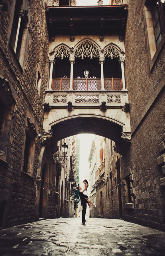 Wedding in Spain #Europe #wedding #romance Click the picture to see the whole photoshoot!