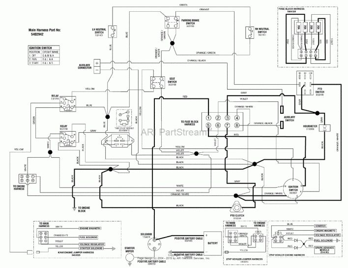 16 25 Hp Kawasaki Engine Electrical Wiring Diagram Electrical Wiring Diagram Electrical Wiring Electrical Diagram