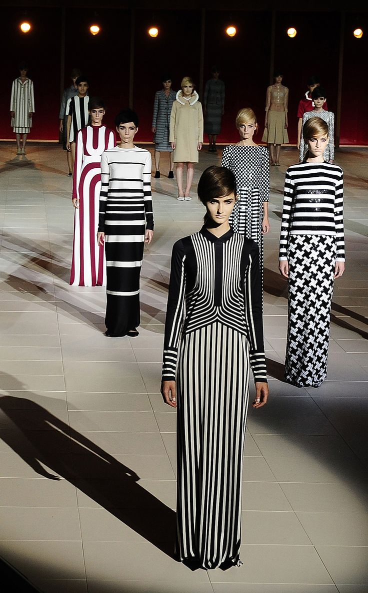 Marc Jacobs Spring 2013: Spring2013, Style, S S 2013, Fashion Week, Marc Jacobs, Marcjacobs, Spring 2013, Stripes, Jacobs Spring