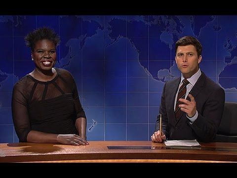 Leslie Jones Has A Very Specific Vision For Her Perfect Valentines Day Man On SNL