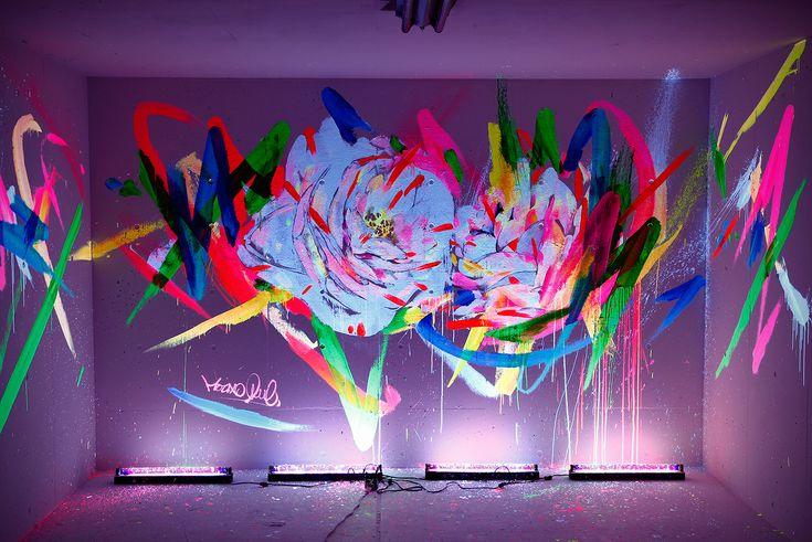 Tsubaki 04 / Houxo Que  #art #HouxoQue #graffiti #Tokyo