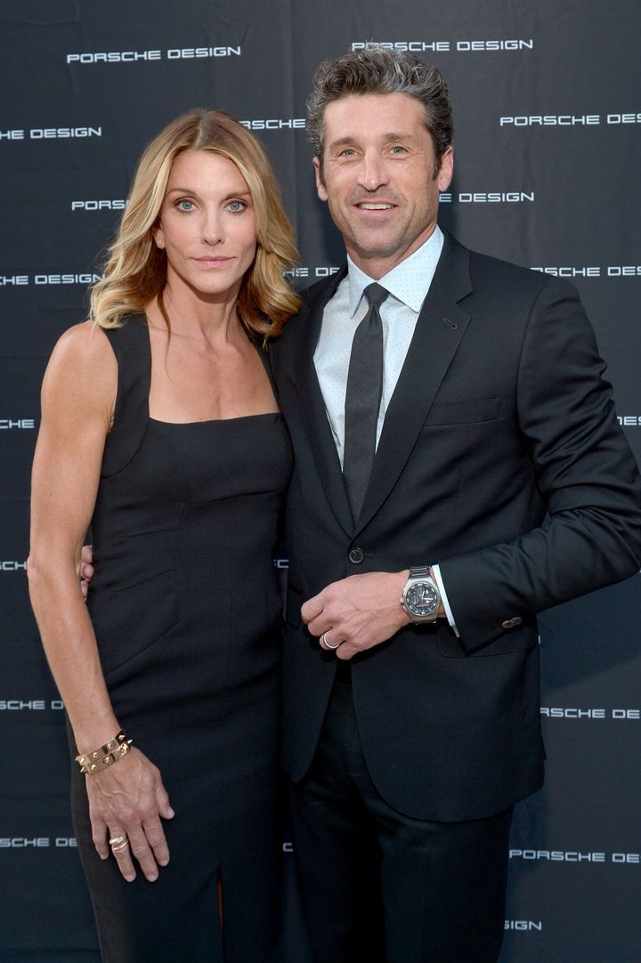 REPORT: Patrick Dempsey and Estranged Wife Jillian Fink are 'Working on Their Marriage' 11 Months After Divorce