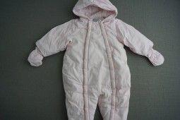 6 mois - Combi-pilote bébé fille Cyrillus