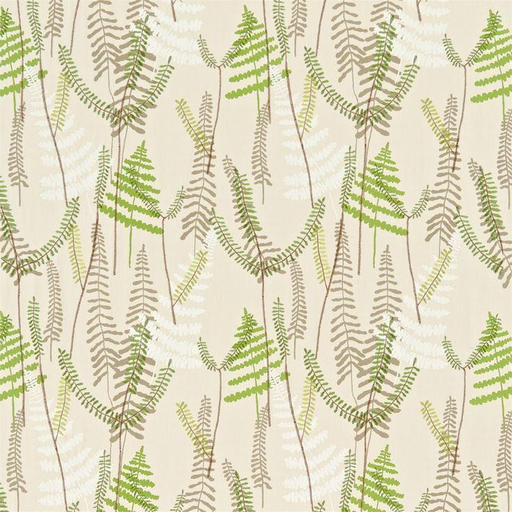 Products | Scion - Fashion-led, Stylish and Modern Fabrics and Wallpapers | Athyrium (NMEL130352) | Melinki One Fabrics