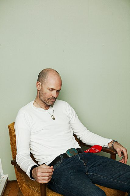 Gord Downie - musician, poet and great guy.